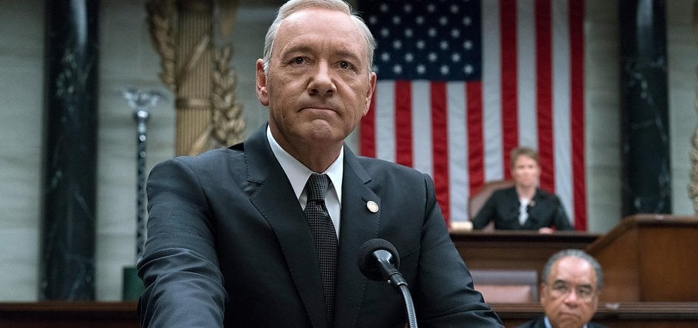'House of cards', un nuovo stop in attesa delle indagini su Kevin Spacey