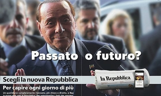 """Berlusconi: """"Passato o futuro? Sono il presente"""". E lancia candidato premier, il generale Gallitelli"""