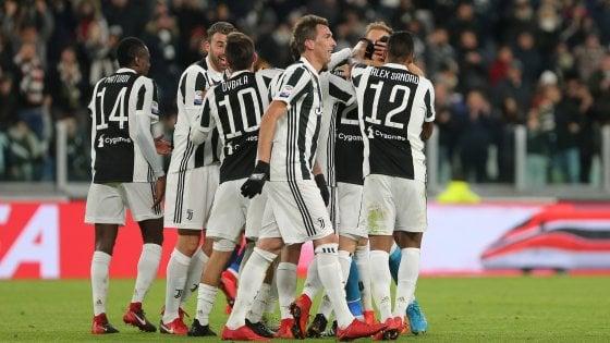 Juventus-Crotone 3-0: bianconeri pronti per il Napoli