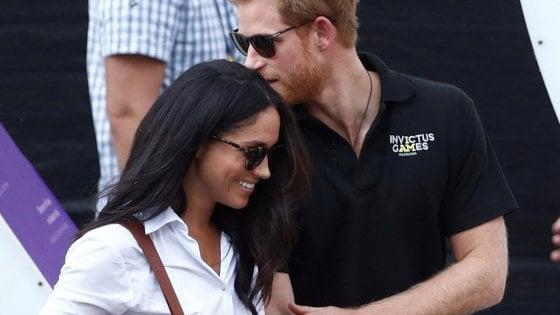 Il principe Harry e Meghan, nozze a Windsor a maggio 2018
