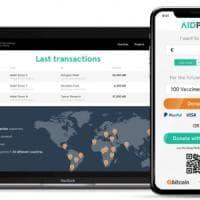 AidCoin, 4 milioni di dollari per la criptovaluta italiana della beneficenza