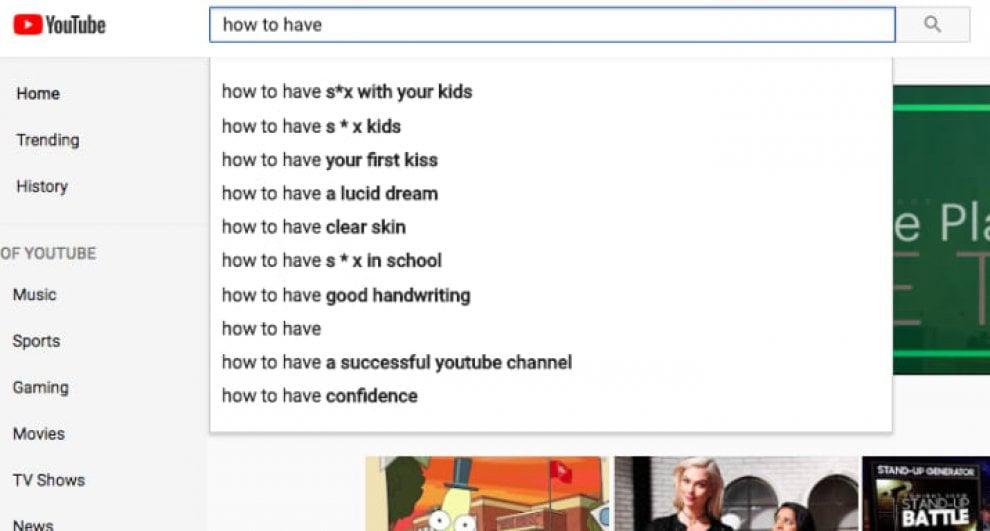 Pedofilia, YouTube sotto accusa per i suggerimenti