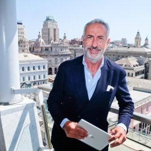Paolo Fiorentino, ad di Banca Carige