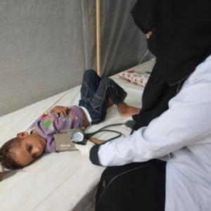 Yemen, Il genocidio: dopo le bombe, la fame, la sete e il colera