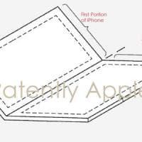 Apple pensa al pieghevole: c'è il brevetto