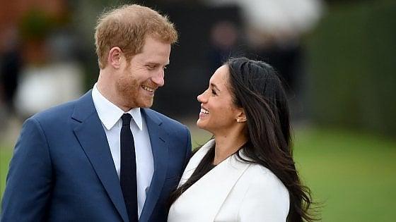 Gb, il principe Harry e Meghan Markle si sposeranno a maggio nel castello di Windsor