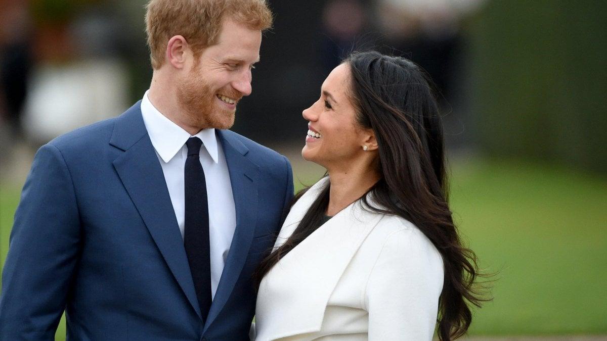 Matrimonio In Inghilterra : Gb il principe harry e meghan markle si sposeranno a maggio nel