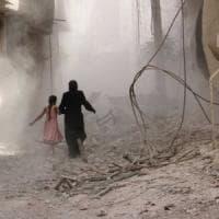 Siria, aumentano le vittime e servizi medici sono al limite a Ghouta est, periferia di Damasco