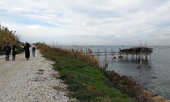 Costa dei Trabocchi, una Via Verde sulla ferrovia abbandonata