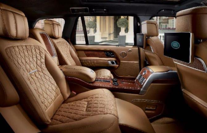 Range Rover SVAutobiography, nel fango con classe