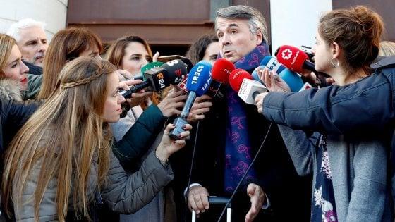"""Pamplona, il processo per stupro al """"Branco"""" che scuote la Spagna"""
