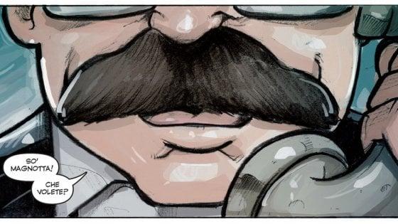 Un fumetto celebra il Magnotta: 30 anni fa il primo fenomeno virale pre-social