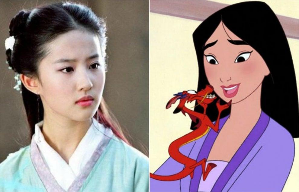 Mulan, scelta la protagonista del live action: l'attrice cinese Liu Yifei