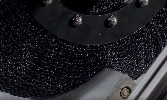 La Nasa sviluppa la ruota del nuovo millennio: è superelastica e (quasi) indistruttibile