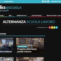 Il sito di alternanza scuola-lavoro di Repubblica