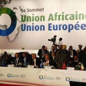 Abidjan, la task force per smantellare i lager libici e accogliere i rifugiati africani