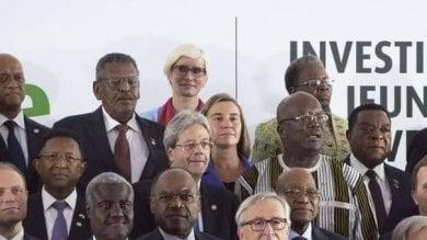 Abidjan, una task force per smantellare  i lager libici e accogliere i rifugiati africani