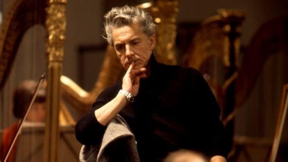 Per l'eredità di Karajan serve un armadio