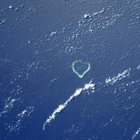 Iss, un cuore in mezzo al mare: la dedica di Paolo Nespoli alla famiglia