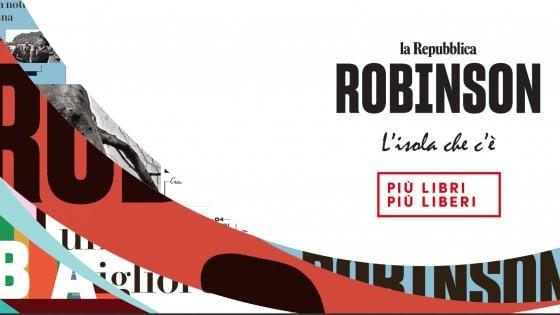 Robinson a Più libri più liberi: appuntamento a Roma alla Nuvola di Fuksas