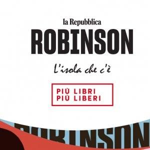 Il programma dell'Arena Robinson a Più libri Più Liberi