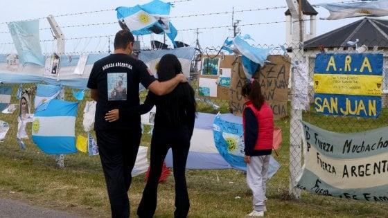Argentina, la Marina rinuncia alle ricerche del sottomarino sparito