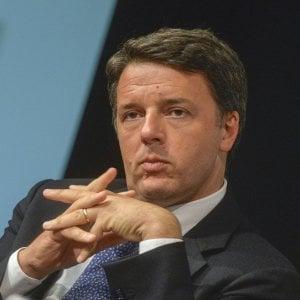 """Renzi: """"Il problema delle banche non era il Pd"""""""