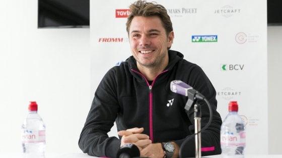 Tennis, niente ritiro per Wawrinka: ''Spero di esserci già in Australia''