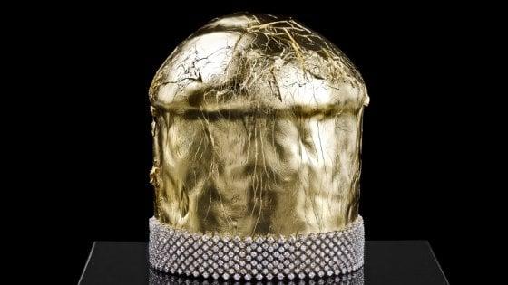 Il panettone più caro di tutti i tempi: con oro e diamanti, costa 500 mila euro