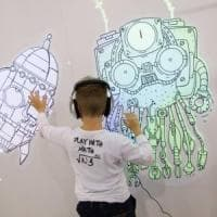 Bambini su Marte, fra droni e robot: al via il 'futuro in costruzione' della Maker Faire...