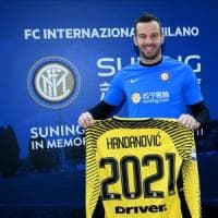 Inter, Handanovic rinnova: contratto fino al 2021
