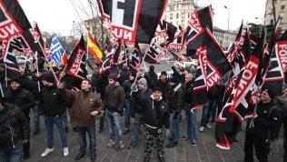 Risultati immagini per la Repubblica. Milano nera