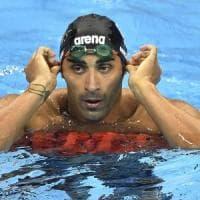 Nuoto, Magnini annuncia il ritiro: