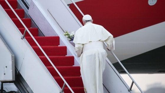 Papa Bergoglio ai Rohingya: