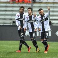Serie B: il Parma aggancia la vetta, pari Palermo. Il Frosinone frena ancora