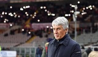 """Atalanta, Gasperini: """"Primo tempo orribile, ma poi avevamo la partita in mano"""""""