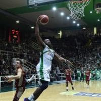 Basket, serie A: Avellino stoppa Venezia all'overtime, Trento cade a Capo d'Orlando