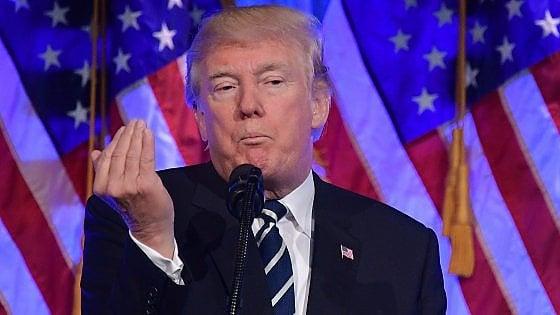 Usa, Trump si sfila dal patto Onu sui migranti