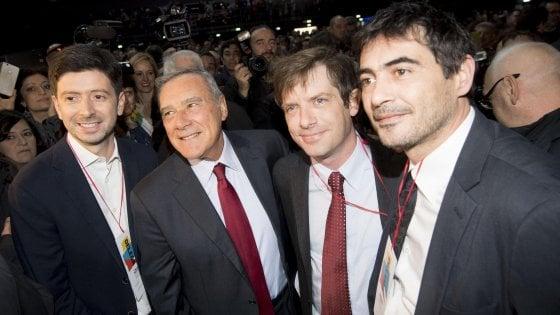 Pietro Grasso nuovo leader della sinistra
