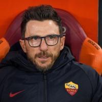 Roma, Di Francesco sbarca su Twitter: ''Con Qarabag Olimpico pieno''