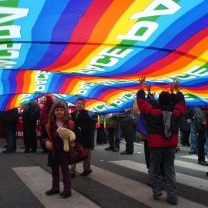 Carta dell'Onu, la marcia Perugia- Assisi nel nome dei diritti universali dell'uomo