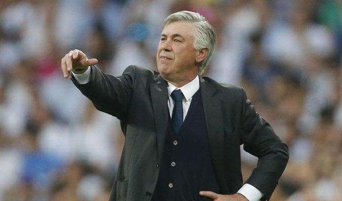 """Nazionale, Ancelotti: """"Io ct?  No, vorrei ancora allenare un club"""""""