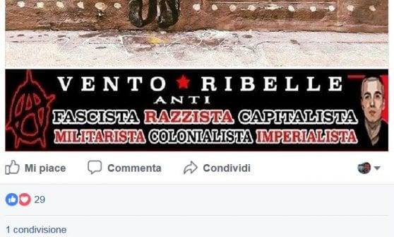 """Salvini: """"Minacciato su Facebook, ora vi scandalizzate?"""". Fiano, Pd: """"Indegno"""""""