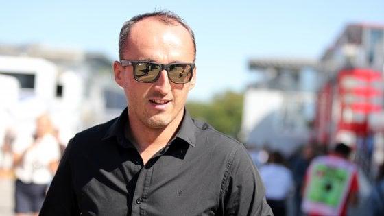 """F1, Kubica accelera: """"Guido al 90 per cento come prima dell'incidente"""""""