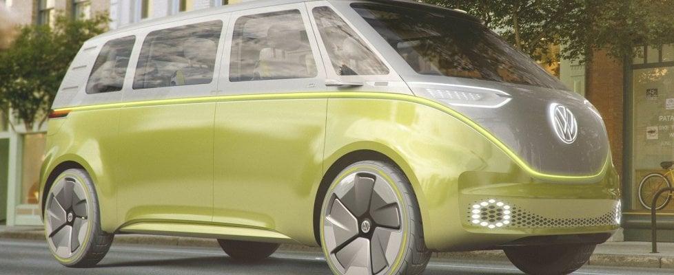 Volkswagen, semaforo verde per Bulli elettrico