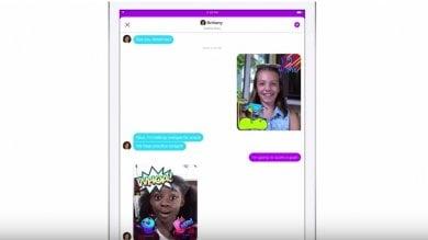 Facebook alla conquista degli under 12: arriva Messenger Kids   · video