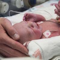 Trapianto di utero, nasce il primo bambino negli Usa