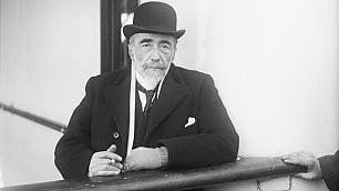 Joseph Conrad, l'ossessione del mio papà: Ugo Mursia