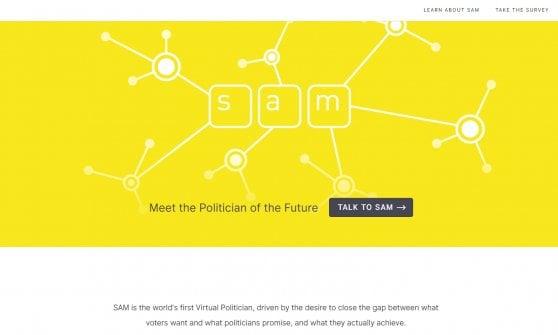 Arriva Sam, il primo politico robot. Vuole candidarsi nel 2020 in Nuova Zelanda