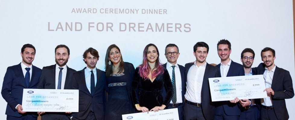 Land for Dreamers, che idea